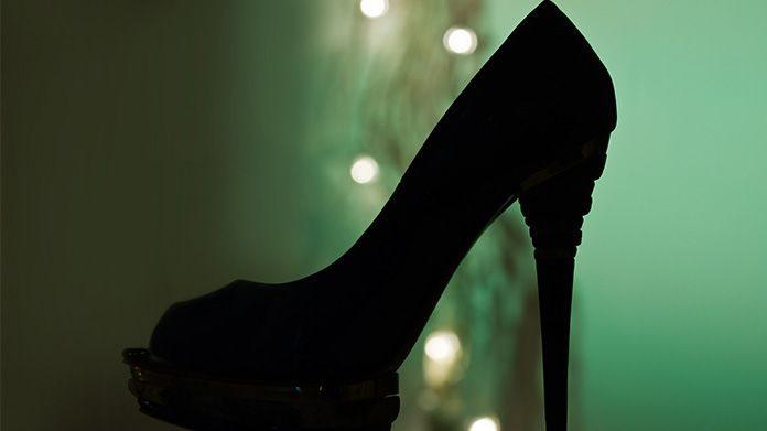 7 inch high heels