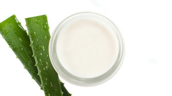 best aloe vera cream for face
