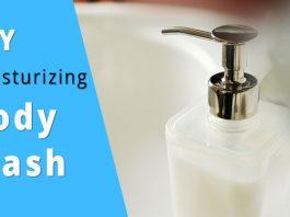 diy moisturizing body wash