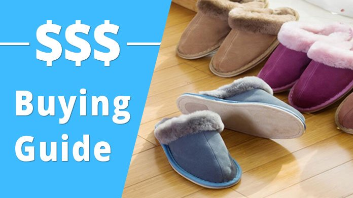 Sheepskin slipper buying guide