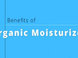 Benefits of using organic moisturizer