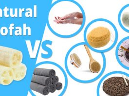 Natural Loofah Vs Other Exfoliating Shower Tools