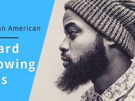 how to grow african american beard