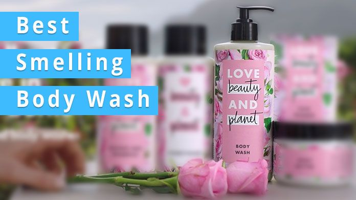 Best Smelling Body Wash that Lasts
