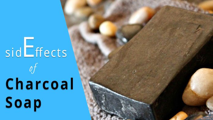 Charcoal soap side effects